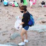 Isabel Corrales: limpiar lo que otros tiran como basura, definitivamente; no es Justo