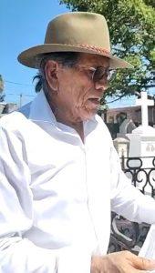 Joaquín López Hernández Homenaje Luctuoso a Ángela Peralta 137 Mazatlán 2020