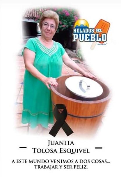 Juanita Tolosa Helados del Pueblo el Adiós 2020 2 (3)