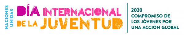 Logo Día Internacional Juventud 2020