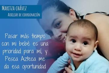 Pesca Azteca apoya la lactancia materna