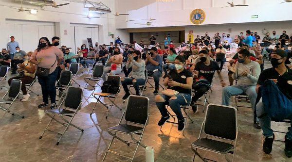 Organizadores Profesionales de Evntos de Mazatlán Exigen los Dejen Trabajar 2020 1