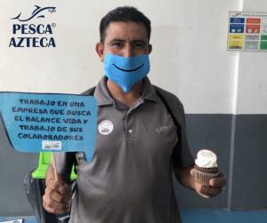 Pesca Azteca Alcanza la Distinción de Súper Empresa de los Lugares Donde Todos QUieren Trabajar 2020 (2)