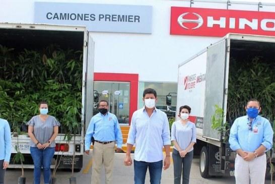 Se suma Premier Automotriz a la reforestación de Sinaloa: Muy Bien…