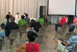 Profesionales y Proveedores de Eventos de Mazatlán Segunda Conferncia de Prensa Sin Resultado ALguno 2020 1