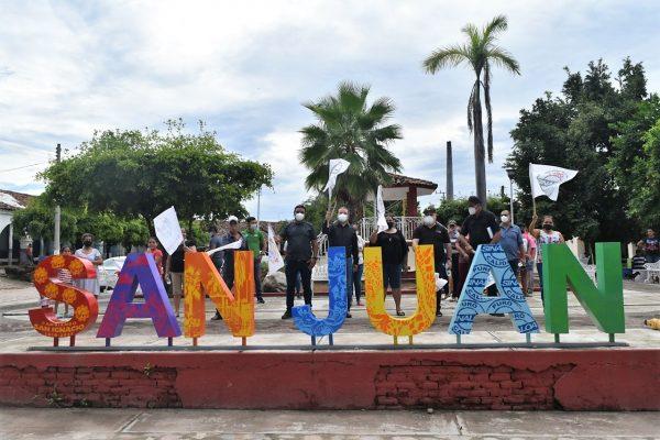 San Juan Zona Trópico San Ignacio Sinaloa México 1