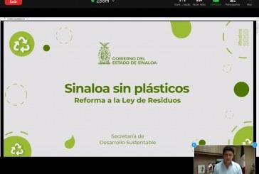 Se suman Mujeres Empresarias de CANACO Mazatlán a la campaña #SinaloaSinPlásticos