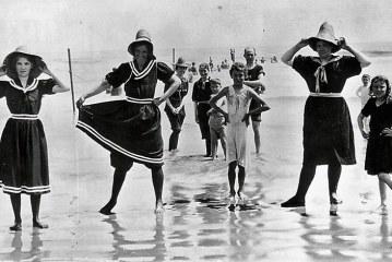 Domingos de Historias: Los Impúdicos Trajes de Baño en el Mazatlán de 1921