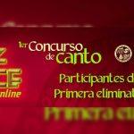 Organiza la UAdeO Mazatlán el Concurso de Canto en Línea, Voz Lince