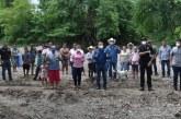 Gira por algunas comunidades serranas del municipio de San Ignacio en las que se dieron inicio así y entrega de algunas obras