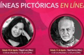 "Todo listo para ""Líneas Pictóricas en Línea"""