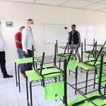 En Sinaloa, ya se cumplió el compromiso de cero aulas de cartón: Quirino