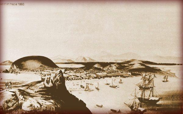 11 mazatlan hacia 1860 a
