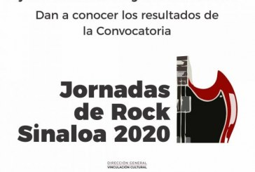 Jornadas de Rock Sinaloa 2020