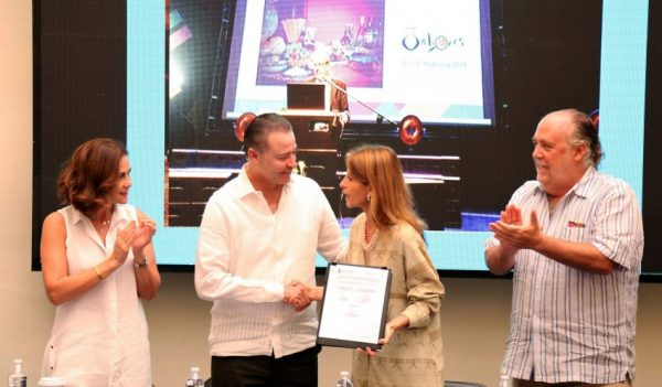 6 Ago 18 Firma de Convenio con Unesco Ciudad Creativa en Gastronomia (18)
