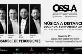 Se pasa al 24 de septiembre el inicio de  conciertos de la OSSLA