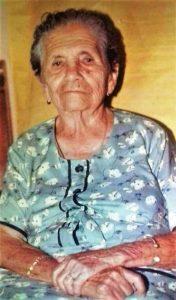 Doña Trini forjadora de la tradición y creadora de la sazón en la cocina sanignacense a