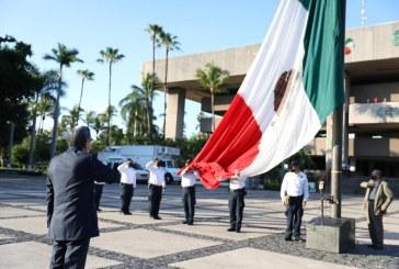 EL Gobierno de Sinaloa conmemora el 210 aniversario de la Independencia de México