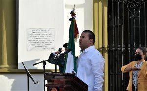 El atípico grito de Independencia de México 2020 en San Ignacio Sinaloa México