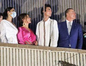 El atípico grito de Independencia de México 2020 en Sinaloa Quirino Ordaz Coppel 2