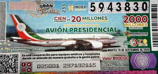 Hospital Integral de San Ignacio Sinaloa México Gana Premio Lotería Nacional 2020 Cahcito
