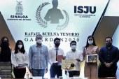 Reciben Jóvenes Sinaloenses el Premio Rafael Buelna Tenorio 2020