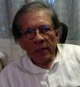 Joaquín López Hernández Cronista de Teacapán 2020