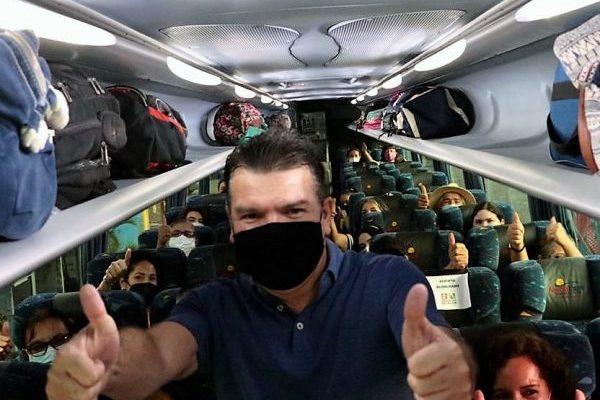 Relanzamiento Programa Viajando Puro Sinaloa 2020