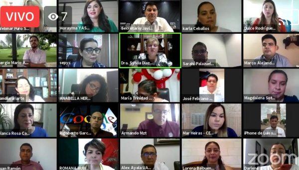 Lanzamiento Programa Virtual Emprende en el Aula en Línea 2020 a
