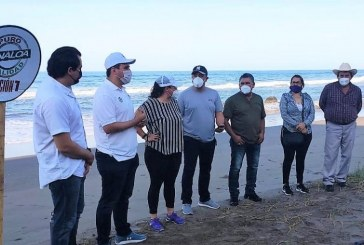El secretario Carlos Gandarilla llama a ser visitantes responsables para preservar los ecosistemas costeros