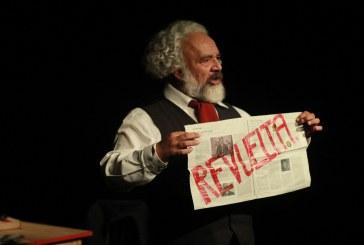 """Con """"Marx en el Soho"""" reabre  este viernes el Teatro Socorro Astol del ISIC"""
