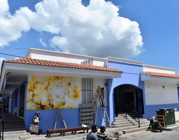 Mercado Municipal El Rosario Actualidad 2020