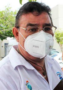 Pablo Rojas Zepeda Director Acuario Mazatlán 2020