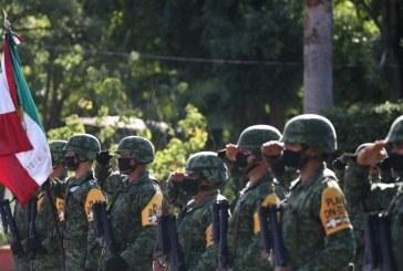 Quirino encabeza aniversario de la Gesta Heroica de los Niños Héroes de Chapultepec