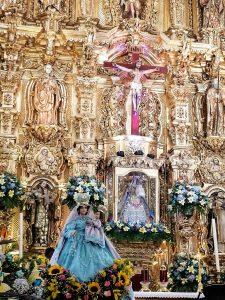 Santísima Virgen del ROsario Sinaloa México 2020 2