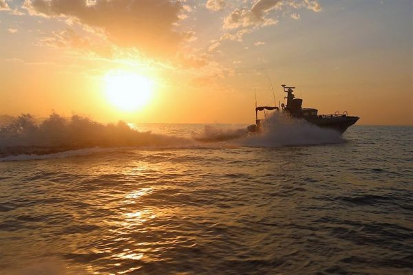 Vigilancia Costas del Pacífico Pesca del Camarón 2020
