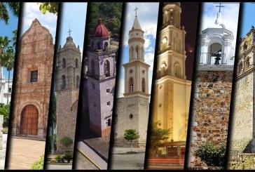 De los 12 templos más emblemáticos  de Sinaloa