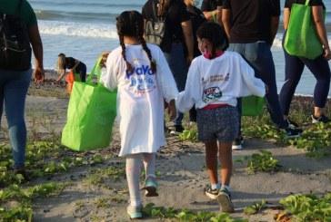 Recibe Ceuta, Elota certificado de Playa Limpia Sustentable