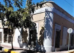 Edificio Actual Club Muralla 2020