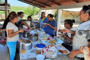 En San Ignacio Sinaloa Conmemoran el Día Mundial de la Alimentación