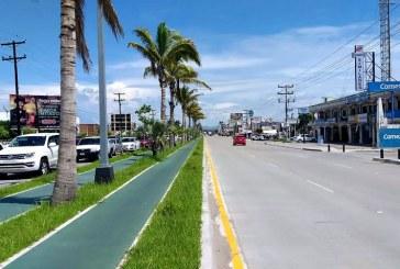 Casi lista la Modernización de la Av. Rafael Buelna de Mazatlán