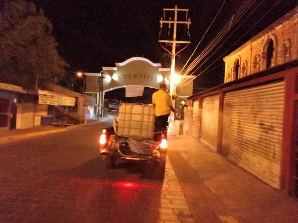 Campaña Contra el Dengue Concordia Sinaloa, México 2020 2