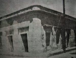Club Deportivo Muralla en sus 100 Años Edificio Original 2020
