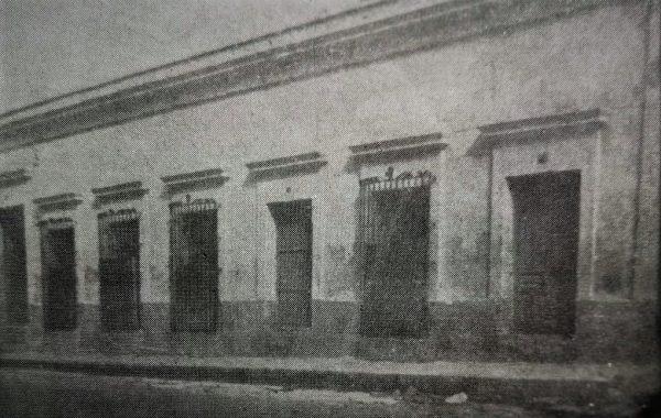 Club Deportivo Muralla en sus 100 Años Segunda Casa del Club Muralla 2020