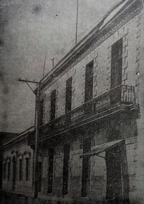 Club Deportivo Muralla en sus 100 Años Tercera Casa del Club Muralla 2020