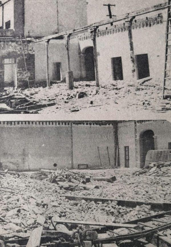 Club Deportivo Muralla en sus 100 Años Trabajos de Remodelación Casa del Club Muralla 2020