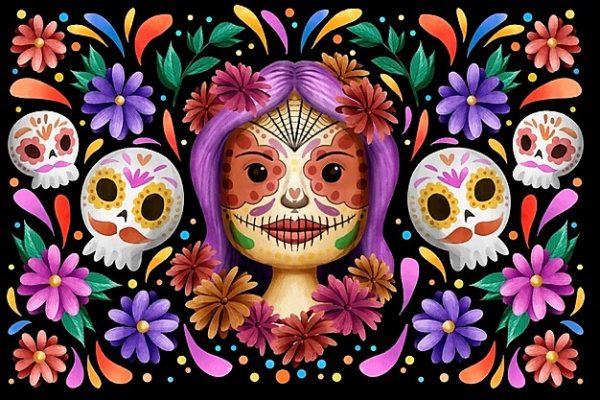 Día de Muertos 2020 Mazatlán Interactivo 2020 5