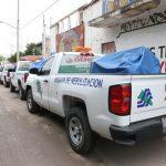 Inicia la campaña de fumigación contra Dengue, Zika y Chikungunya