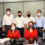 Iván Báez representa a alcaldes de Sinaloa en Consejo de Minería