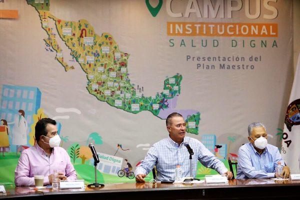 Jesús Vizcarra Calderón Salud Digna Presentación Plan Maestro Campus Institucinal Salud Digna Oct 15 de 2020 a